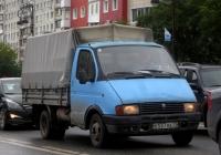 """Бортовой грузовой автомобиль ГАЗ-3302 """"Газель"""" #О 537 МА 72 . Тюмень, улица Республики"""