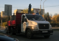 Самосвал ГАЗ-САЗ-2507 #Р 628 УО 72 . Тюмень, улица Мориса Тореза
