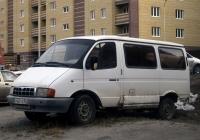 """Микроавтобус ГАЗ-2217 """"Соболь Баргузин"""" #С 467 ТС 72 . Тюмень, Малая Боровская улица"""