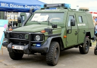 LAPV Enok военной полиции вооружённых сил Германии. Lotnisko Leoše Janáčka, Острава, Чехия