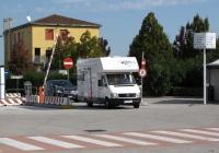 Кемпер на базе Volkswagen LT*. Италия, Венеция, порт