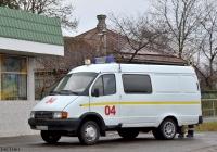 Автомобиль ГАЗ-2705 #Р 054 РВ 23. Краснодарский край, станица Павловская