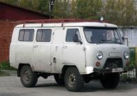 Микроавтобус УАЗ-3962 #Т 086 АУ 72. Тюмень, улица 50 лет Октября