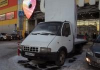 """Грузовой автомобиль ГАЗ-33021 """"Газель"""" #Т 258 ОК 72. Тюмень, улица Федюнинского"""