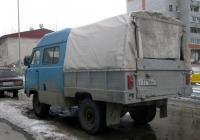 Грузовой автомобиль ТС-17144Г на шасси УАЗ-3303 #Т 371 ВН 72. Тюмень, Боровская улица