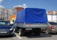 """Бортовой грузовой автомобиль ГАЗ-3302-288 """"Газель-Бизнес"""" #Х 444 МВ 72  . Тюмень, парковка ТРЦ """"Кристалл"""""""