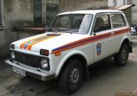 ВАЗ-2121 Нива. Алтайский край, Барнаул, Интернациональная улица