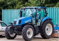Трактор New Holland T6050 Delta. Харьковская область, Окружная дорога