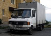 Фургон на шасси Mercedes-Benz 307D #Р 664 ХС 96. Тюмень, мкр. Восточный-2