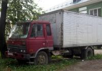 Фургон на шасси Nissan Diesel Condor #Х 738 ХК 96 . Свердловская область, Нижняя Тура