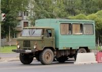 ЛВИ-1 на шасси ГАЗ-66 #Р 105 АА 60. Псков, Юбилейная улица