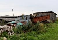 Бортовой грузовик ЗИЛ-130*. Псковская область, Великолукский район, Нивы