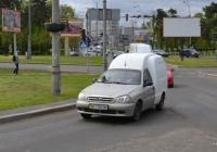 ЗАЗ Lanos Cargo. Украина, Киев, улица Генерала Жмаченко