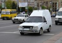ЗАЗ-110550 «Pick-Up». Украина, Киев, бульвар Тараса Шевченко