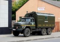 Мастерская в кузове К-131 на шасси ЗИЛ-131Н #ТА 3319. Белоруссия, Бобруйск