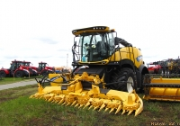 Комбайн New Holland FR500. Алтайский край, Павловский район, в окрестностях посёлка Прутской