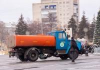 Поливомоечная машина КО-713 на шасси ЗиЛ-433362. г. Самара, площадь им. В. В. Куйбышева