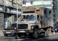 Аварийная мастерская 47644М на шасси ГАЗ-3307 #О 994 ВА 60. Псков, Октябрьский проспект