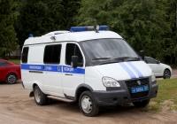 ГАЗ-32215 Кинологическая служба #М 0866 60. Псков, улица Труда