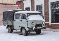 УАЗ-39094 #В793АХ82. г. Самара, ул. Товарный двор