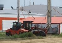 Каток Hamm HD90, Автогрейдер ГС-14.02. Курган, Молодёжный парк