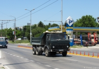 Самосвал КамАЗ-5511 . Болгария, Варна, булевард Васил Левски