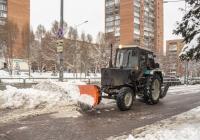 трактор Беларус 82.1. г. Самара, ул. Ново-Садовая