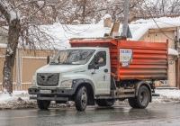 самосвал ГАЗ-САЗ-2507 #А343МВ763. г. Самара, ул. Самарская
