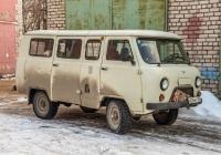 микроавтобус повышенной проходимости УАЗ-2206 #Н024ВУ163. Самарская область, г. Сызрань, ул. Гидротурбинная