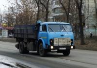 МАЗ-5334 #О 867 МХ 63. Самара, Зубчаниновское шоссе
