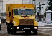 ЗиЛ-4333 #Р 063 ЕР 63. Самара, улица Льва Толстого
