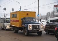 ГАЗ-53 #5561КШТ. Самара, Московское шоссе
