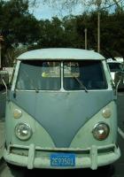"""Грузовой автомобиль""""Volkswagen"""". Menlo Park, California, USA"""
