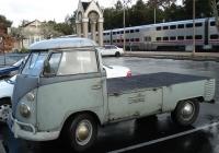Грузовой автомобиль Volkswagen. Menlo Park, California, USA