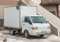 грузовой автомобиль TAGAZ Porter #Н601РВ163. г. Самара, ул. Клары Цеткин