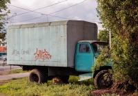 Фургон на шасси ГАЗ-53. Харьковская область, г. Харьков, улица Академика Павлова