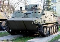 БМП TOPAS-2AP. Legionów Polskich, Домброва Гурнича, Польша