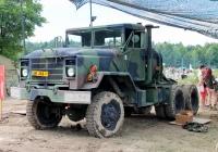 Седельный тягач AM General M939.. Бытом, Польша