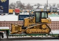 бульдозер Caterpillar D5R. г. Самара, Московское шоссе