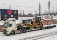 седельный тягач Volvo FH400 #В036ТК98. г. Самара, Московское шоссе