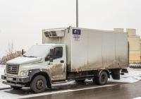 рефрежираторный фургон на шасси ГАЗон NEXT 8.7 #Х075ТК163. г. Самара, 24 км Московского шоссе