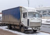 грузовой автомобиль МАЗ-437141 #Р892УА163. г. Самара, бульвар им. Ивана Финютина
