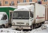 цельнометаллический фургон на шасси Renault S135 #Н672ЕТ46. г. Самара, ул. Мира