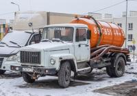 КО-503В-2 на шасси ГАЗ-3307 #Х561УР163. г. Самара, ул. Мира