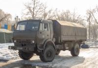 грузовой автомобиль повышенной проходимости КАМАЗ-4350 #4767ЕХ. г. Самара, набережная реки Волги