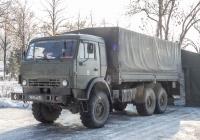 грузовой автомобиль повышенной проходимости КАМАЗ-53501 #9005АЕ76. г. Самара, набережная реки Волги