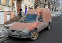 Opel Combo B1.7 #Х782ММ43. г. Самара, ул. Венцека