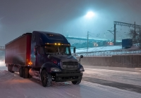 Тягач Freightliner №А533ТВ59RUS. Бурятия, г. Улан-Удэ