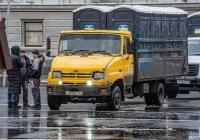 грузовой автомобиль ЗиЛ-53011* #А327ВО163. г. Самара, пл. им. В. В. Куйбышева