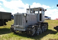 Трактор Т-74 (АТЗ). Алтайский край, Павловский район, в окрестностях посёлка Прутской